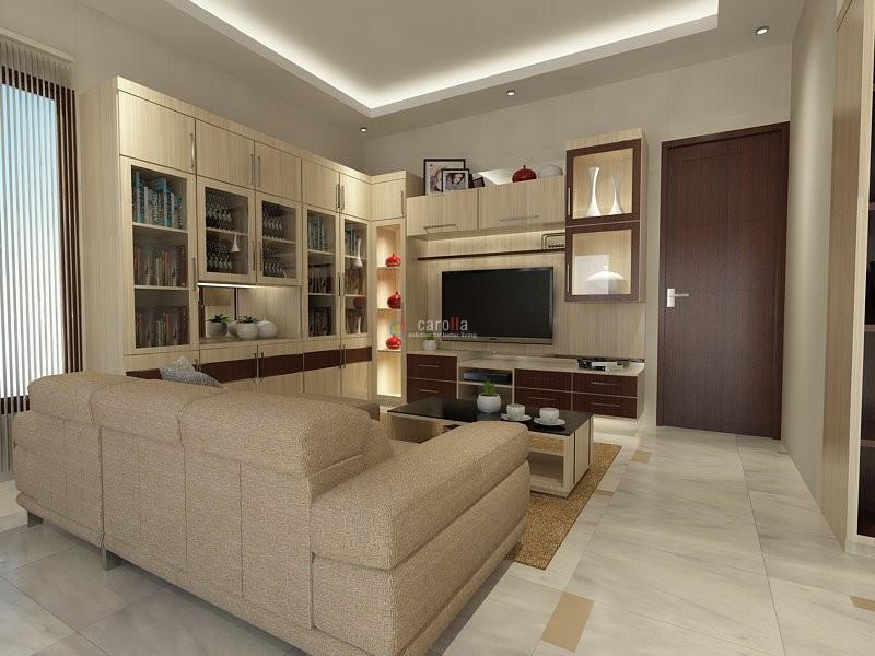 Interior Design Ruang Tamu