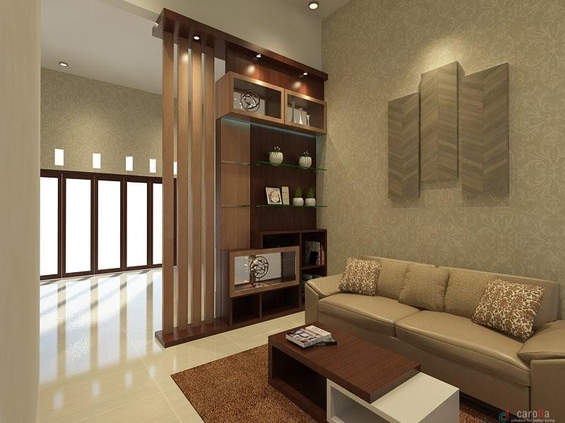 Interior Design Hunian di Wonogiri